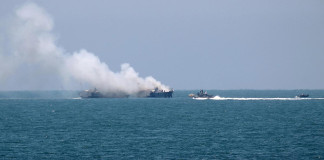ISIL Launched Missile Attack On Egypt Navy Ship