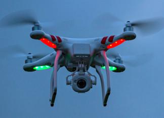 Voyeur uses drone to spy on nudists