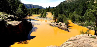 A spill of pollutants by the EPA into the Animas River in Colorado is more than three times the size than first reported.
