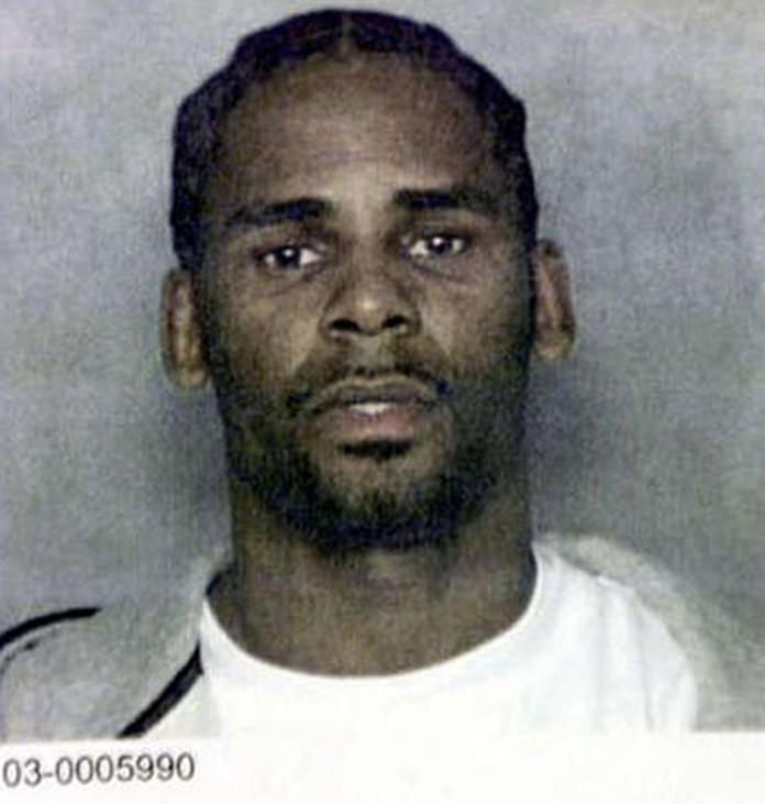 R. Kelly was arrested for sexually assaulting a minor.