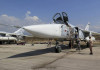 Russian Sukhoi Su-24 Fighter Jet