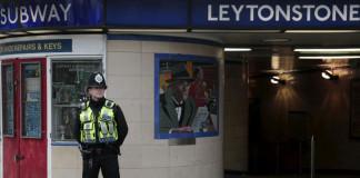 Leytonstone Underground Station