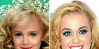 Is Katy Perry really JonBenét Ramsey?