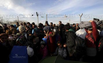 Greece Says Europe in Nervous Crisis Over Migrants, Needs to Share Burden