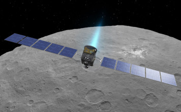NASA's Dawn Mission Revealed Bright Spots and Color Differences on Ceres