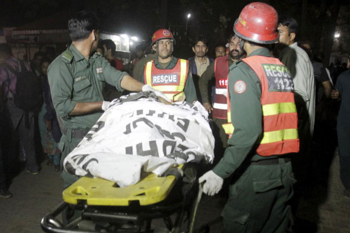 Suicide Bomber Targeting Christians Kills 65, Mostly Women and Children, in Pakistan Park