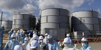 Fukushima's Ground Zero: No Place for Man or Robot