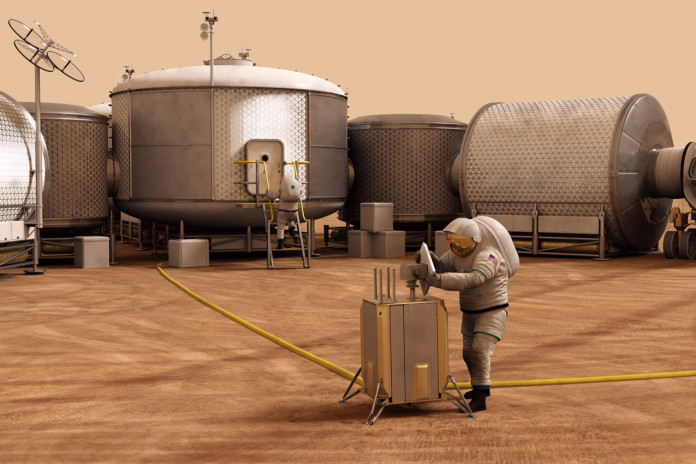 Where on Mars Might Humans First Land?