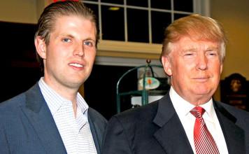 Threatening Letter Containing Suspicious White Powder Sent to Donald Trump's Son