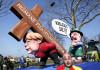 German Voters Batter Merkel Over Migrant Policy