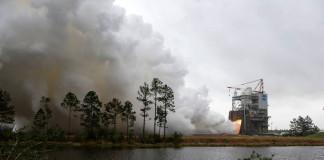 Engine Test Marks Major Milestone on NASA's Journey to Mars