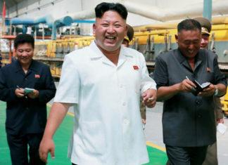 The Many Smiles of Kim Jong-un (SLIDESHOW)