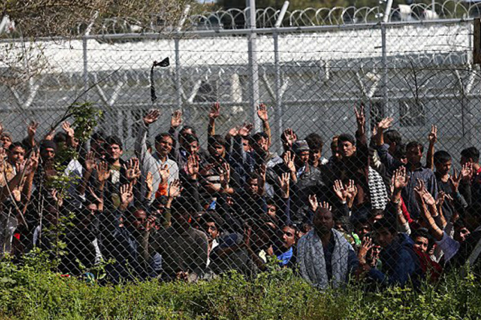 Mass Migration Is Allowing Terrorists To Pour Into Europe