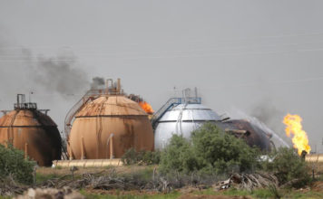 Islamic State Attacks Gas Plant North Of Baghdad