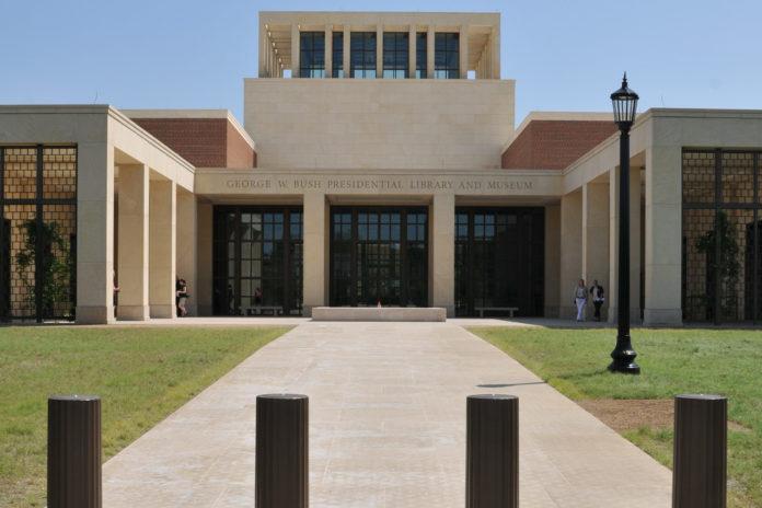 George W. Bush Presidential Library To Release Skull & Bones Secret Documents
