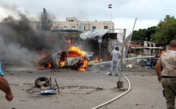 Bombs Kill More Than 140 People In Syrian Government-Held Cities