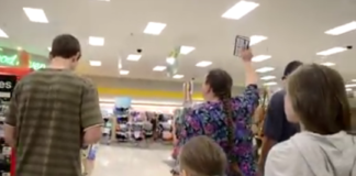 Angry Mother Freaks Out In Target Over Transgender Bathroom Policy