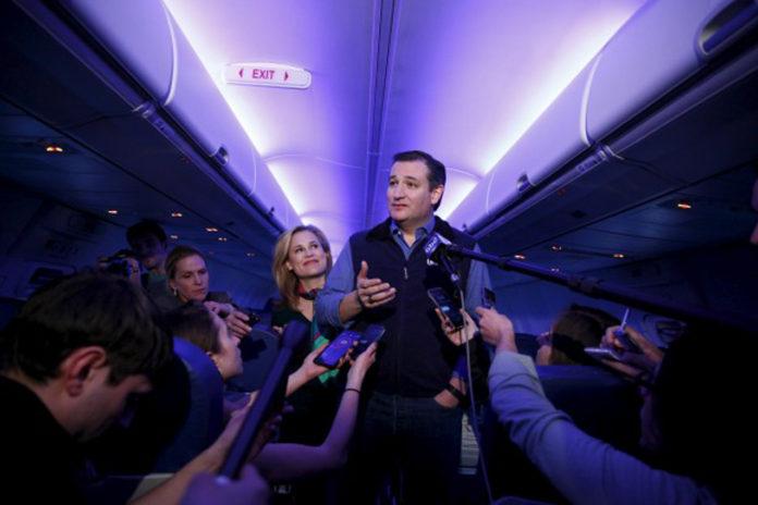 Heidi Cruz: 'Ted Is An Immigrant'