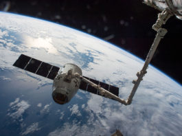 NASA TV To Broadcast Dragon Departure From International Space Station