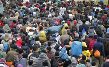 EU Proposes Scheme To Share Out Asylum Seekers