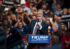 Donald Trump's Huge Rally In Charleston, WV