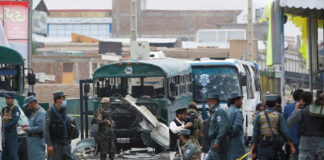 Taliban Suicide Bombers Kill At Least 27 People In Attack On Afghan Police Cadets
