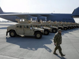 Most Of The Humvees The U.S. Gave Iraq Are Now ISIS Suicide Car Bombs