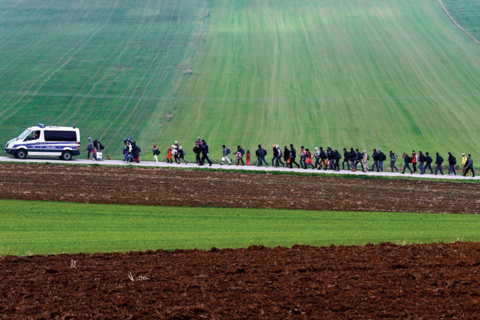 Migrants Linked To 69,000 Would-Be Or Actual Crimes In Germany In First Three Months Of 2016