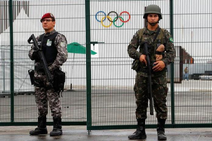 Brazil Arrests Terrorist Group Planning Olympics Attacks