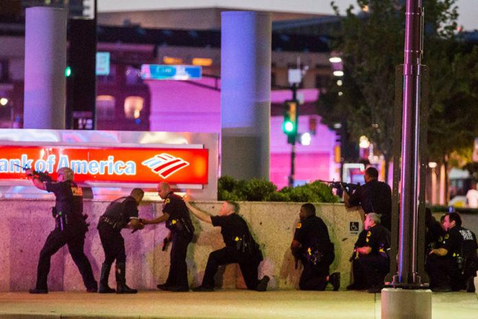 Suspect In Dallas Police Attack Wanted To 'Kill White People'