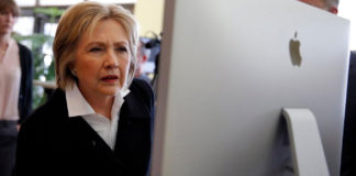 Clinton Campaign Hacked In Attacks On Democratic Political Organizations