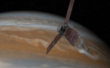 NASA's Juno Mission Exits Safe Mode, Performs Trim Maneuver