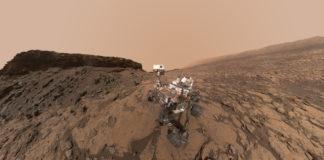 NASA's Curiosity Rover Begins Next Mars Chapter