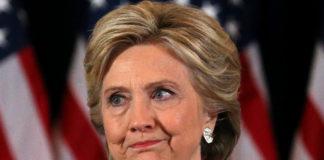 Clinton Campaign Can't Accept Defeat, Blames FBI Director For Loss