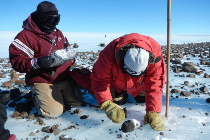 Science From The Sky: NASA Renews Search For Antarctic Meteorites