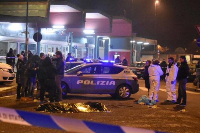 Berlin Christmas Market Terrorist Shot Dead In Police Shootout In Italy