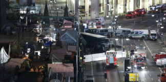 German Police Hunt Asylum-Seeker For Christmas Market Terrorist Attack