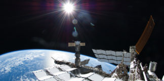 Space Station Experiment Marks Five Years Probing Cosmic Ray Mysteries