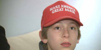12-Year-Old Attacked By Peers For Wearing Trump Hat Gets Suspended From School