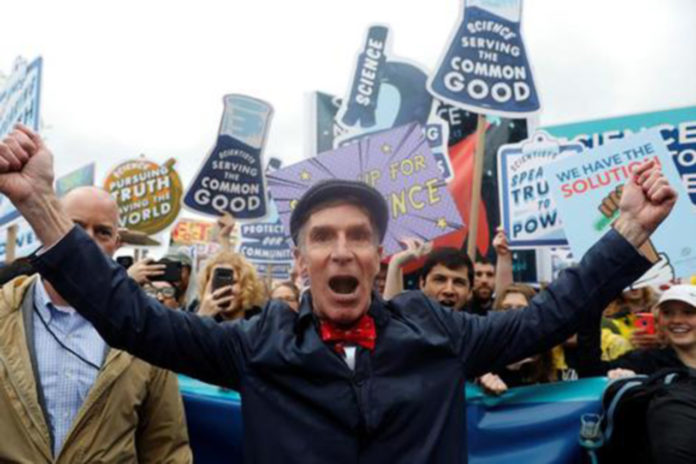 Bill Nye The 'Science Guy' Makes A False Claim About U.S. Constitution