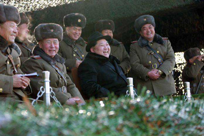 North Korea Fires Another Ballistic Missile Into Sea Of Japan After Being Warned To Stop