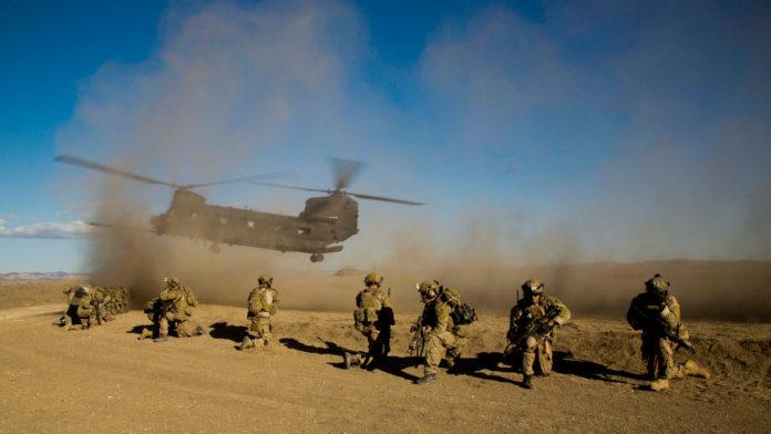 Pentagon Teeters On The Edge Of Full-Scale War In Afghanistan