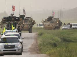 Turkey Warns U.S. Of Blowback From Decision To Arm Kurdish Fighters In Syria