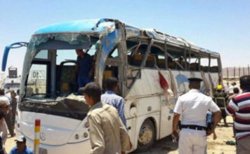 Masked Terrorists Kill 28 Christians And Wound Dozens More In Egypt