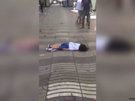 Videos Shows Aftermath Of Barcelona Terror Attack