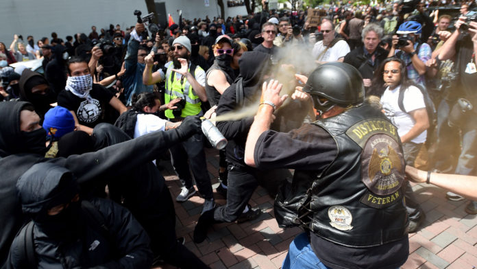Democrats And Media Figures Work To Mainstream Violent Antifa Terrorists
