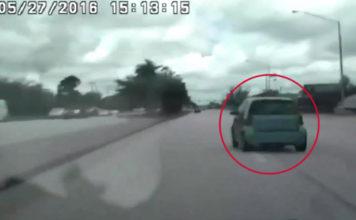 Florida Deputy Crashes Into Smart Car While Going 104 MPH