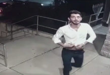 Friendly Muslim Urinates On Synagogue In Philly