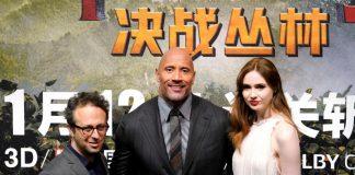 Box Office: 'Jumanji: Welcome to the Jungle' roars past 'Star Wars: The Last Jedi,' 'Insidious 4'