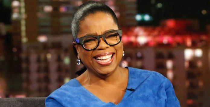 NBC sees Oprah as 'our future president'